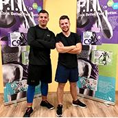 Fitness terem - Pécs